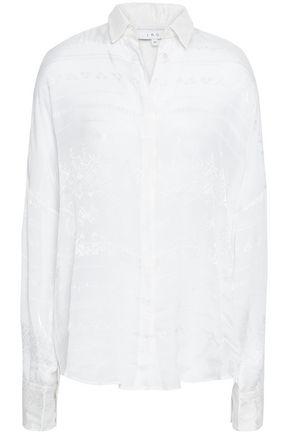 IRO Sury jacquard shirt