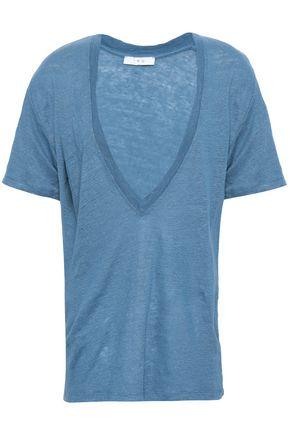 IRO Linen-jersey T-shirt