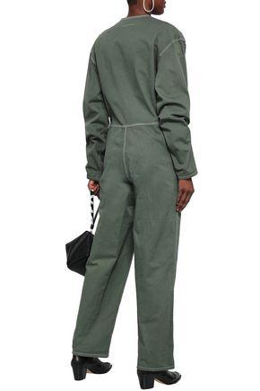 MM6 MAISON MARGIELA Cotton-canvas jumpsuit