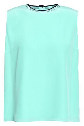 ROKSANDA Silk-crepe blouse