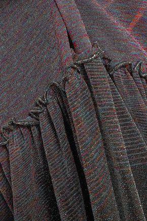 MISSONI Dégradé knitted maxi dress