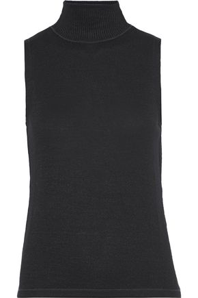 RAG & BONE Amelie stretch-knit turtleneck tank