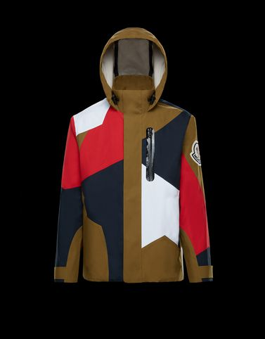 MONCLER BAUDRIER - Overcoats - men