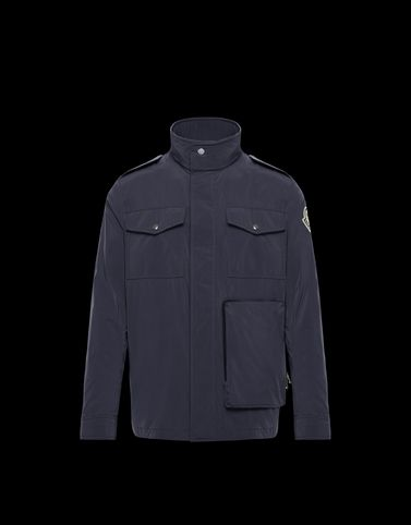 MONCLER HALGAND - Overcoats - men