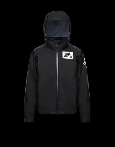 DOUSSAIN Black Jackets