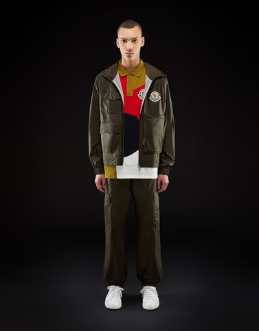 Moncler Jackets Man: BOUYER