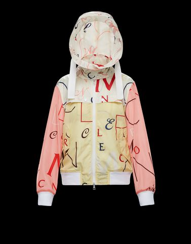 Moncler View all Outerwear Woman: LUSAKA