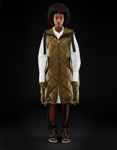 Moncler View all Outerwear Woman: BELMOPAN