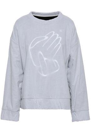 MM6 MAISON MARGIELA Printed cotton sweatshirt