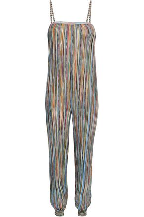 c867c4e6dfda MISSONI Crochet-knit jumpsuit