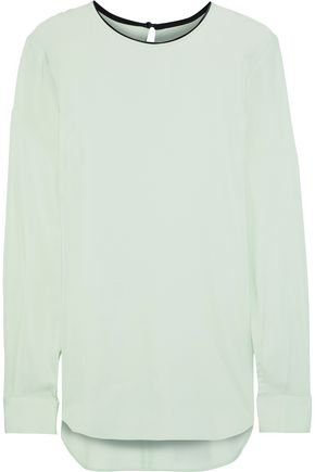 VICTORIA, VICTORIA BECKHAM Cady blouse