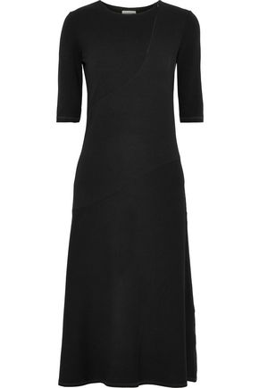 BY MALENE BIRGER Nillio ribbed-knit midi dress