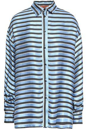 MISSONI Striped jacquard shirt