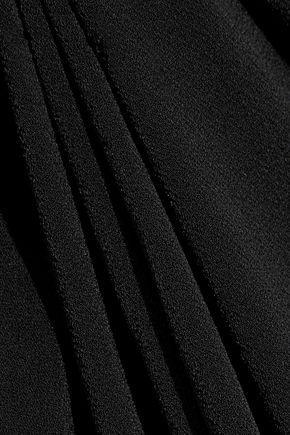 BY MALENE BIRGER Xenias twist-front stretch-crepe dress