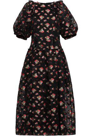 SIMONE ROCHA Midi Dress