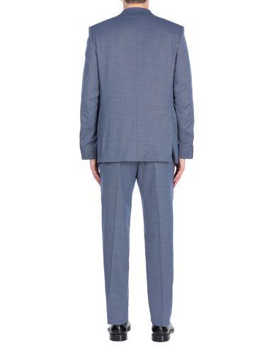 Фото 2 - Мужской костюм DIGEL синего цвета