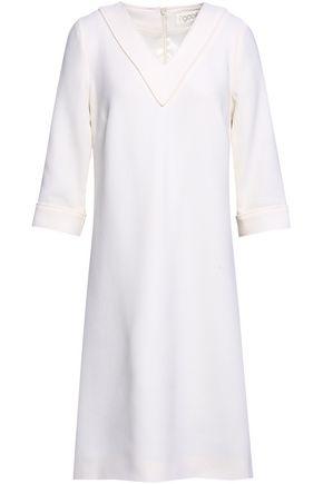 GOAT Stretch-silk crepe dress