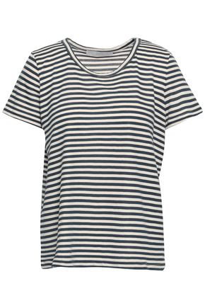 KAIN Sabine striped stretch-modal T-shirt