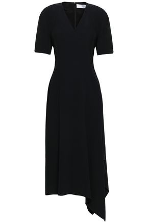 VICTORIA BECKHAM Stretch-crepe midi dress