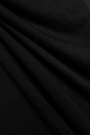 RICK OWENS LILIES Cutout jersey tunic