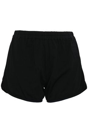 DRKSHDW by RICK OWENS Cotton-jersey shorts