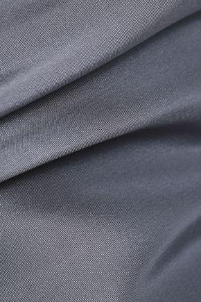 RICK OWENS Silk-taffeta tunic