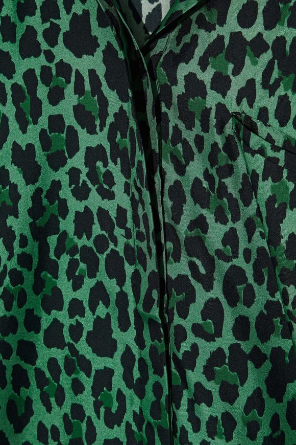 1787c7224ce1 Yvonne leopard-print silk-twill blouse | RTA | Sale up to 70% off ...