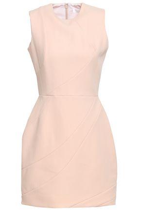 VICTORIA BECKHAM Wool-crepe mini dress