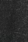 RTA Metallic open-knit hooded sweatshirt