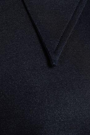 TIBI Piqué shirt