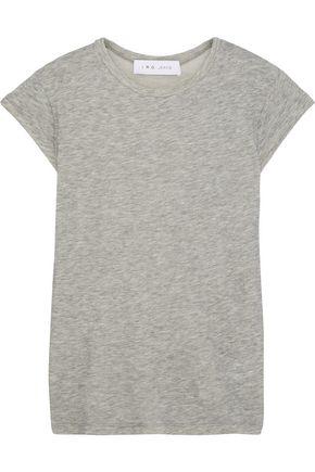 IRO Baracoa mélange cotton-jersey T-shirt
