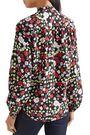 EQUIPMENT Cornelia floral-print washed-silk shirt