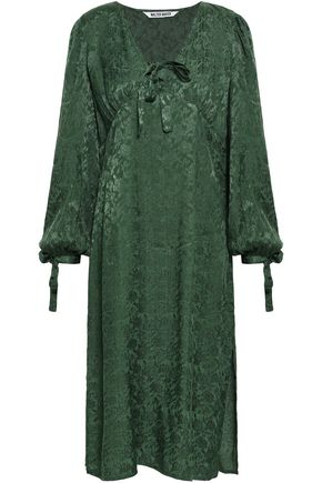 W118 by WALTER BAKER Aura jacquard midi dress