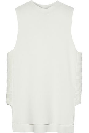 IRIS & INK Patricia stretch-knit vest