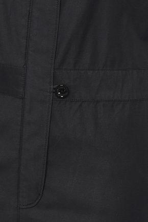 RAG & BONE Cropped poplin jumpsuit