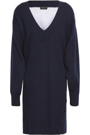 RAG & BONE Saralyn jacquard-knit wool-blend mini dress