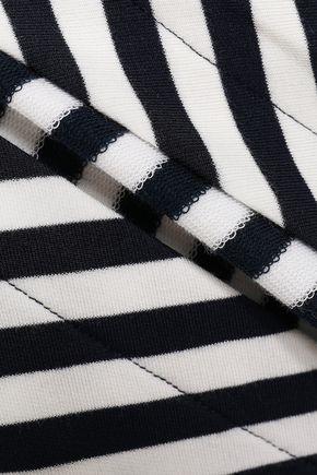 RAG & BONE Striped modal-blend T-shirt