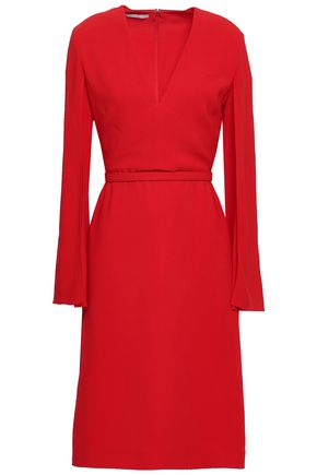 STELLA McCARTNEY Stretch-crepe dress