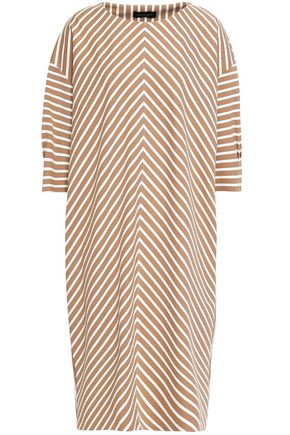 PIAZZA SEMPIONE Striped jersey dress