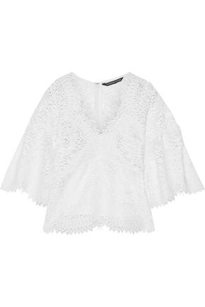 MARISSA WEBB Roman lace top