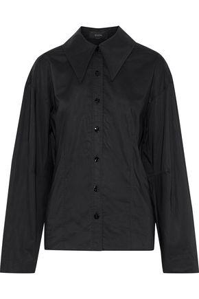 JOSEPH Ruben cotton-poplin blouse