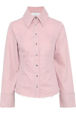 MARQUES' ALMEIDA Cotton-twill shirt