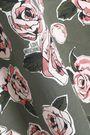 LOVE MOSCHINO Floral-print stretch-cotton mini dress