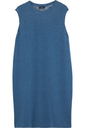 AKRIS Linen-blend dress