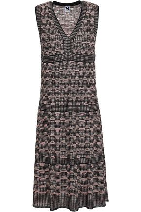 M MISSONI Crochet-knit midi dress