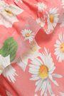 ISOLDA Cold-shoulder floral-print crepe jumpsuit