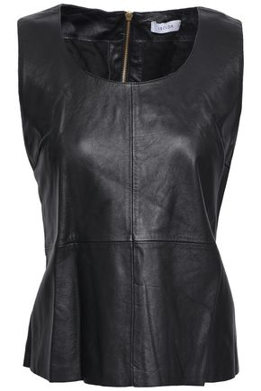 ISOLDA Leather top