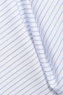 ADAM LIPPES Striped cotton-jacquard top