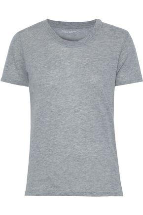 MAJESTIC FILATURES Emma mélange cashmere T-shirt