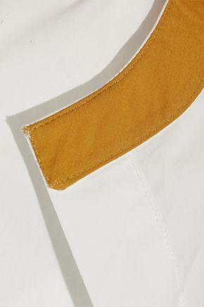 MARNI Cotton-poplin tunic